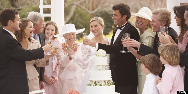 Write The Perfect Wedding Toast In Just 15 Minutes