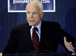 John Mccain Rightward