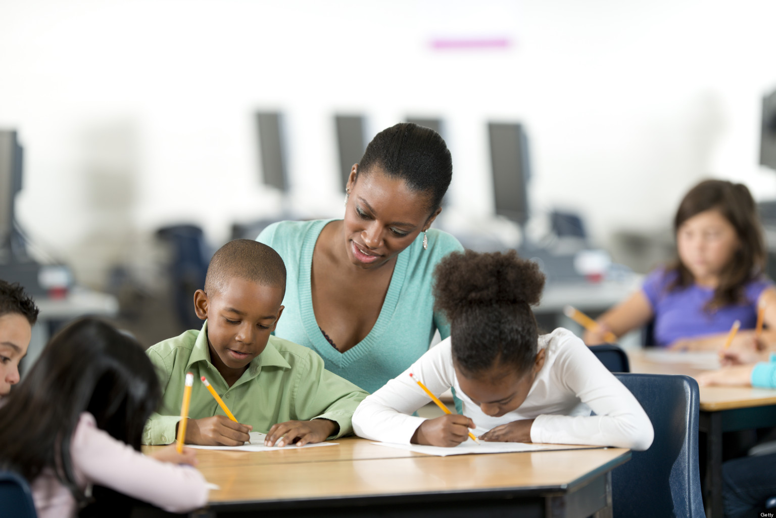 Black Teachers May Not Be Best For Black Students, Study Finds
