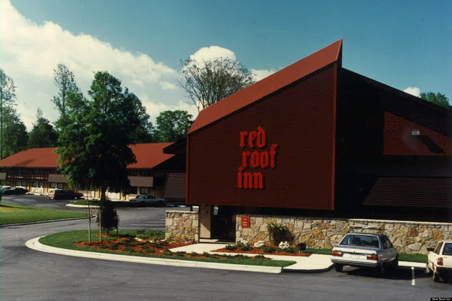 Red Roof Inn 40th Anniversary A Look Back At The Historic