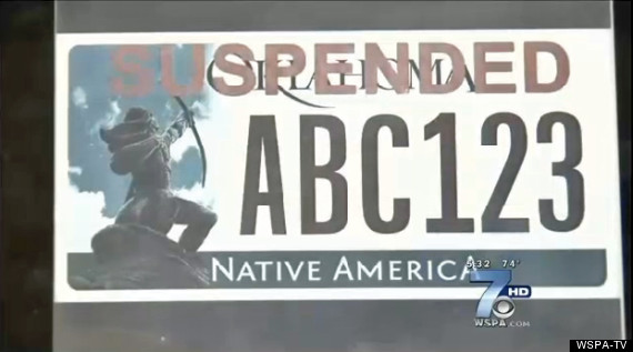 electronic license plates
