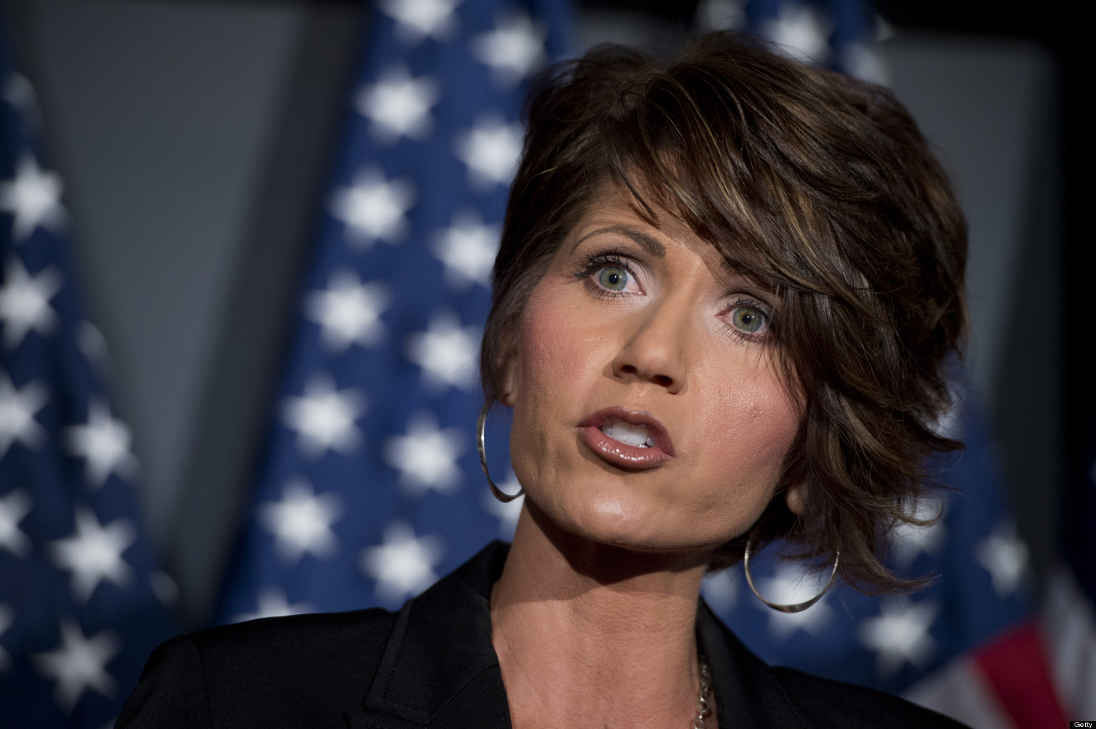 Kristi Noem Rules Out Senate Run, Will Seek Reelection In House