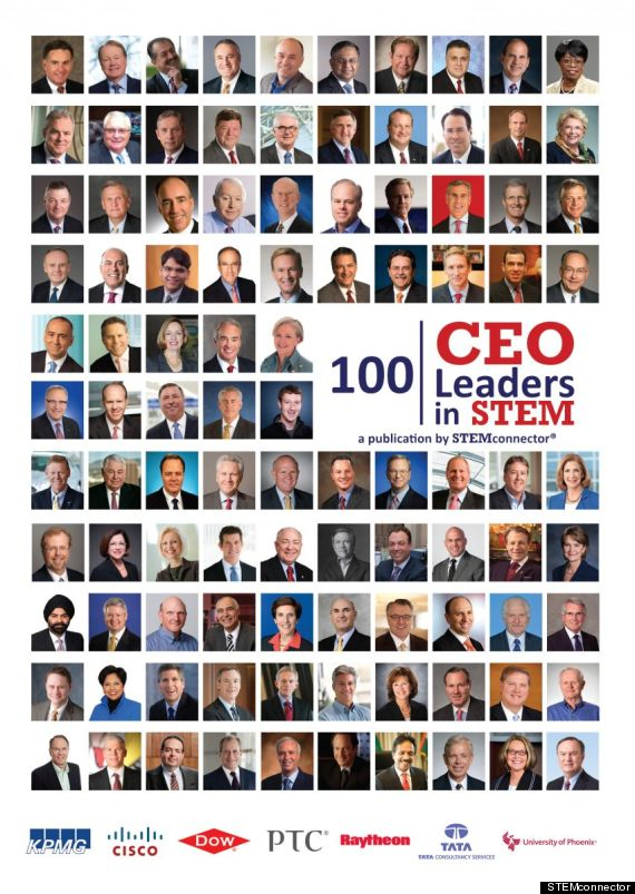 top 100 ceo stem