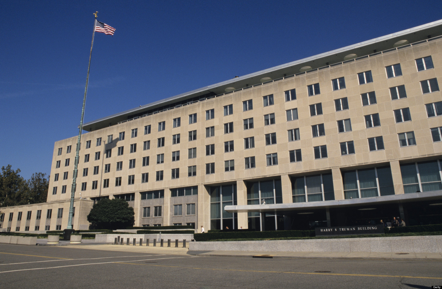 state department building washington dept foreign cabinet affairs agencies cyber offices truman issues which harry hackers newest target usa shortcomings