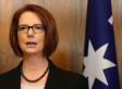 Julia Gillard Slams 'Grossly Sexist' Menu That Mocked Her 'Small Breasts'