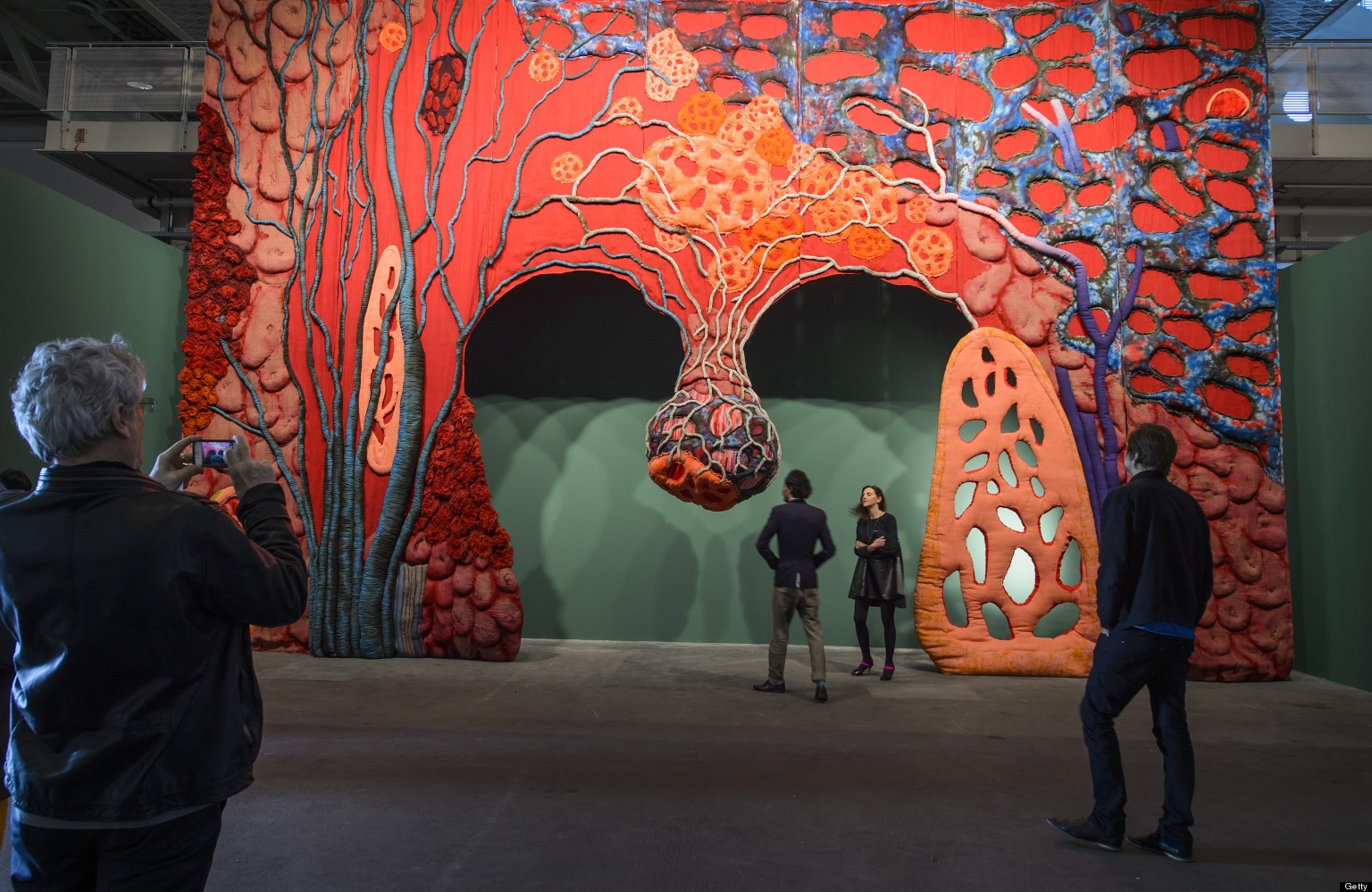 Art Basel 2013: Art Unlimited (VIDEO) | HuffPost