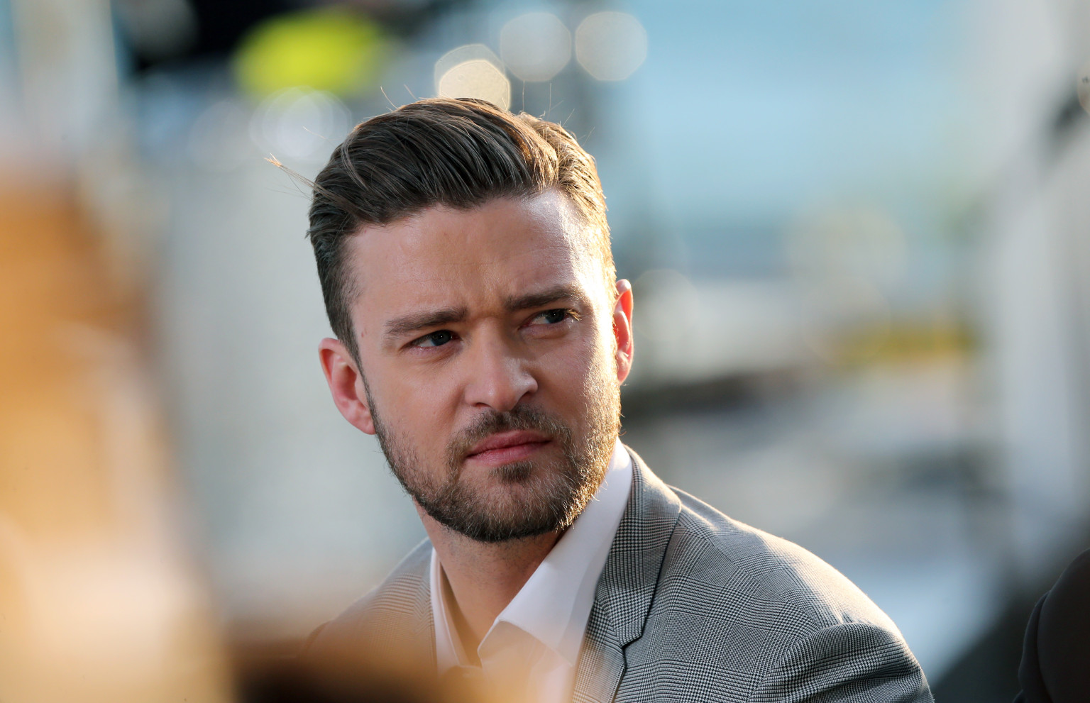 Justin Timberlake's 'Tunnel Vision' Single Art Is Very Awkward (P...