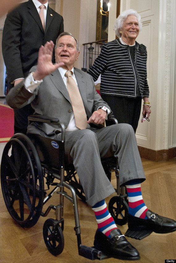 george hw bush white house