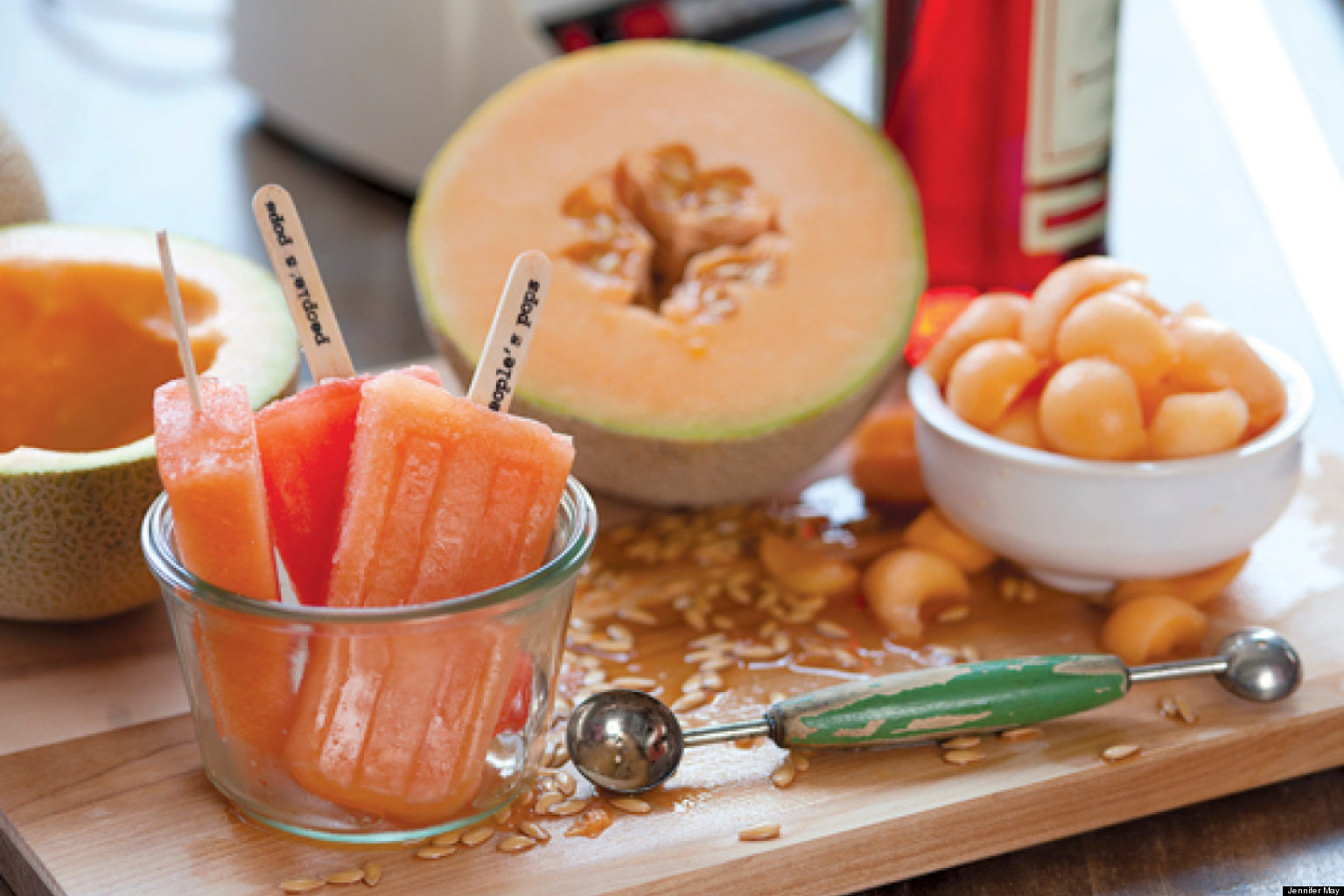 How To Eat Cantaloupe And Honeydew, Other Than Fruit Salad