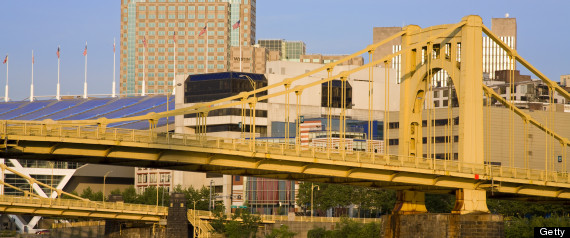 PITTSBURGH WARHOL BRIDGE