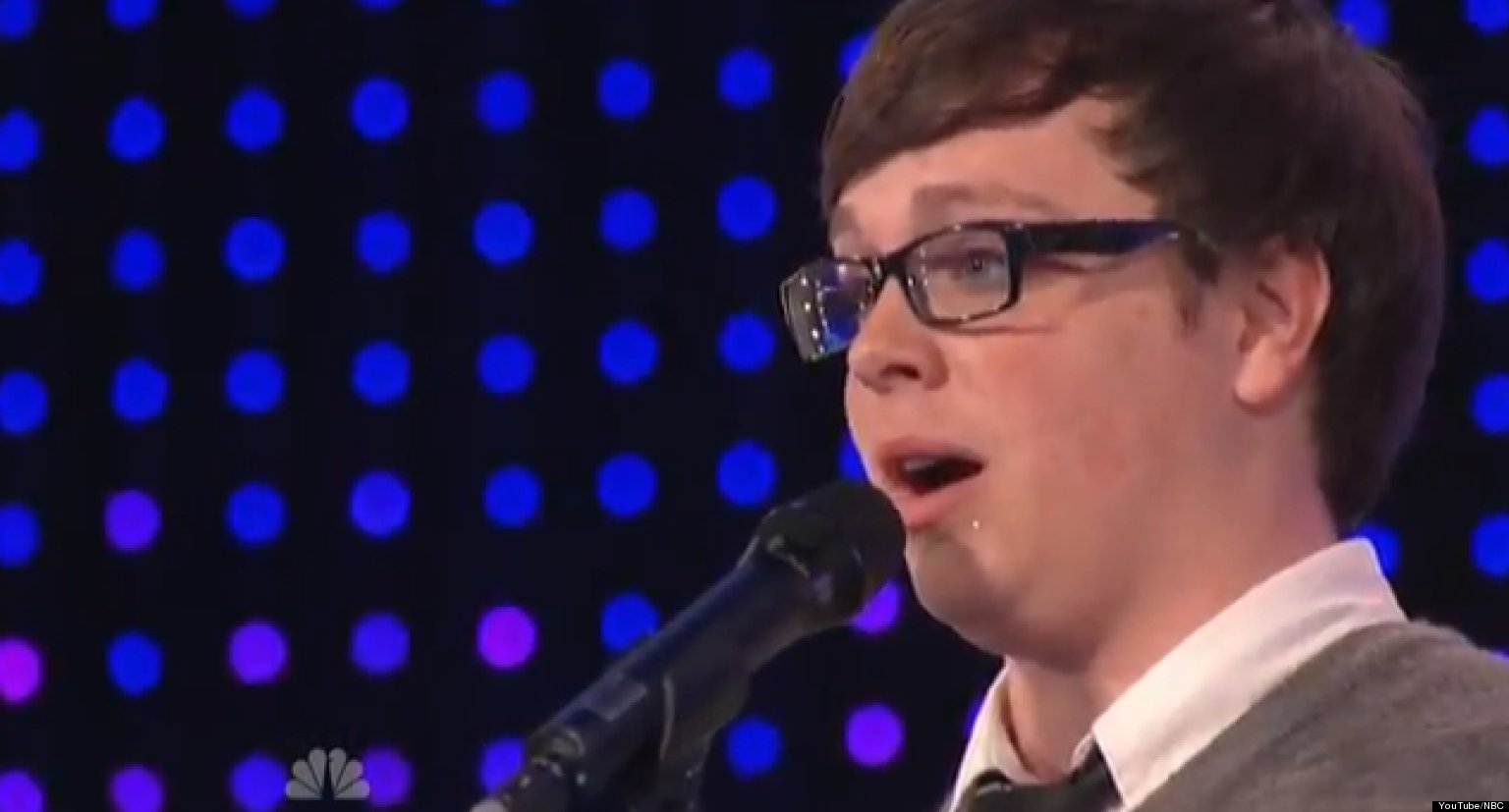 Jonathan allen gay america s got talent contestant wows audience