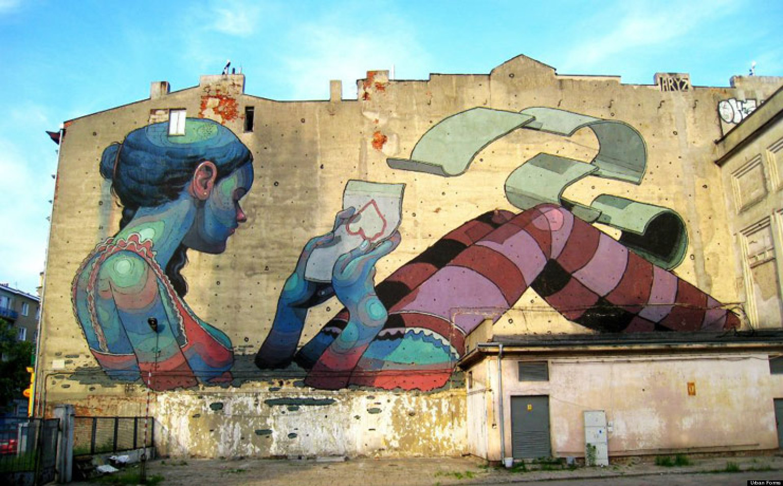 Street Art 39 S Favorite Cities Michael Owens