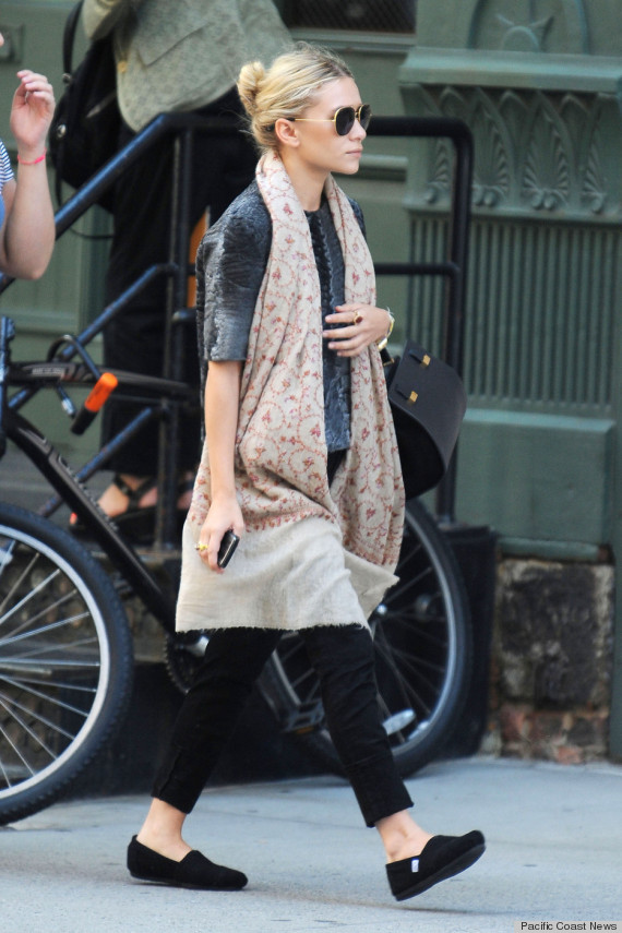 Ashley Olsen's Style: 27 Reasons We're Obsessed With The Designer (PHOTOS) | HuffPost
