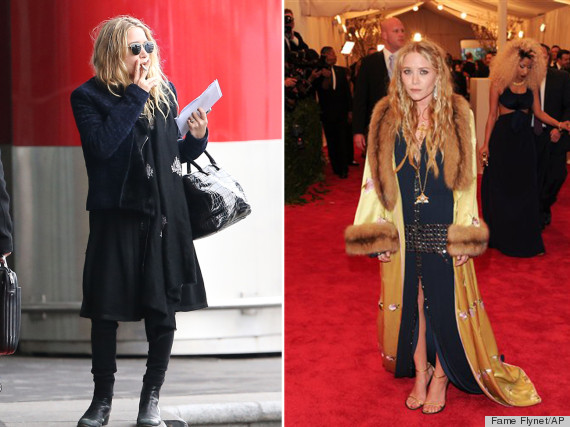 Mary Kate And Ashley 2014 Style