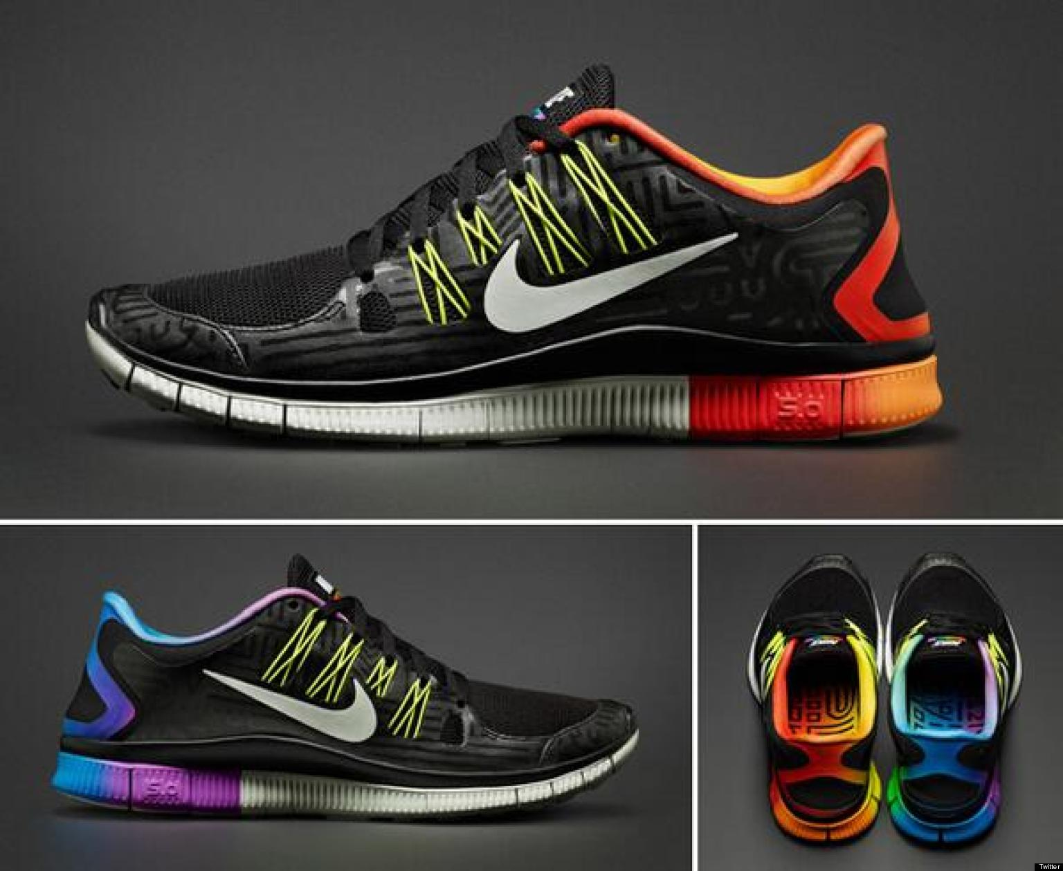 nike be true pride shoes