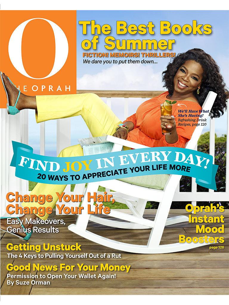 oprah cocktails