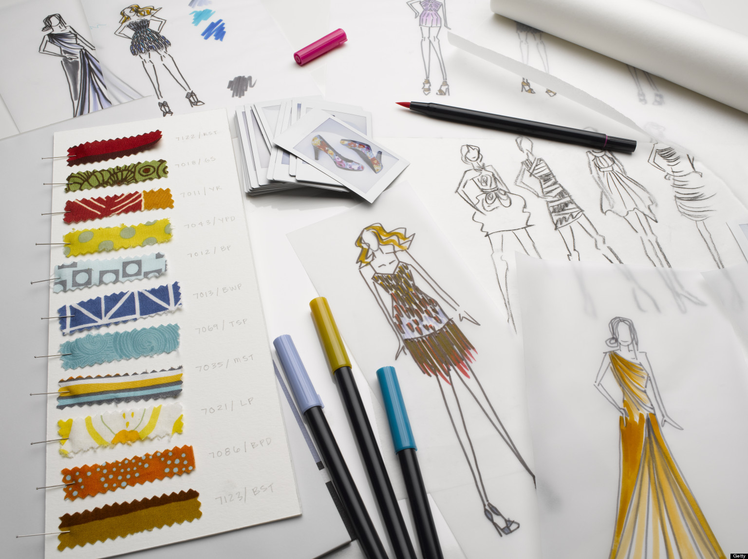 Fashion illustration book pdf