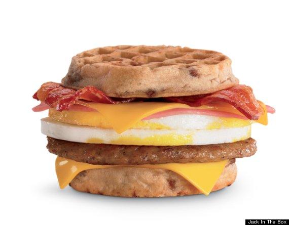 big waffle stack