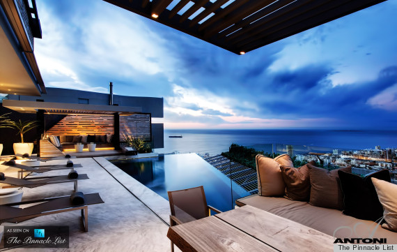 Cape Town Residence Designed By Saota Is A Breathtaking