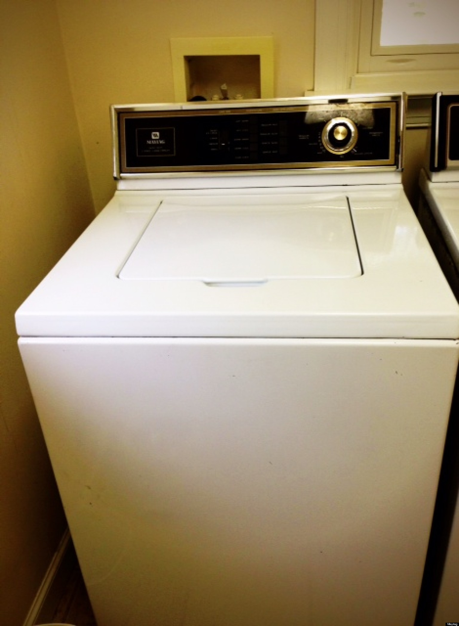 Maytag Washing Machine ~ My washing machine is all washed up huffpost