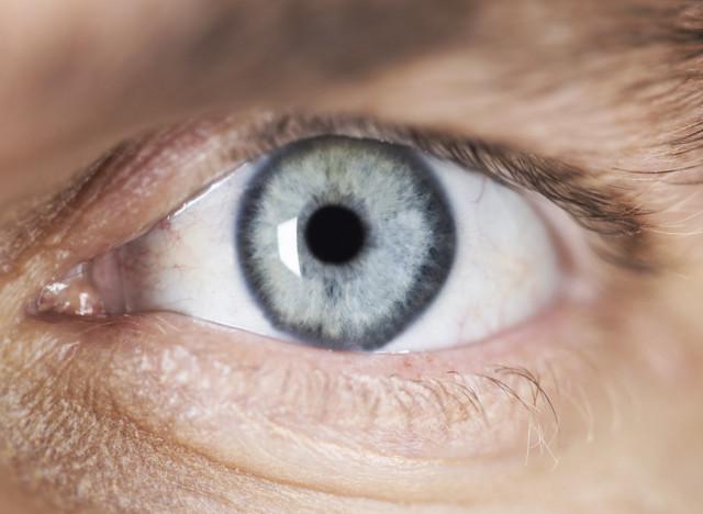 Ophtalmologie une nouvelle partie de la corn e humaine identifi e - Couche du globe oculaire ...