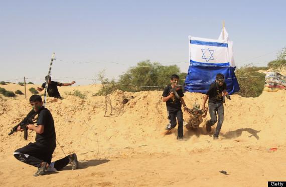 gaza camp