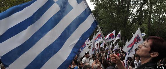 GREECE NATIONAL STRIKE