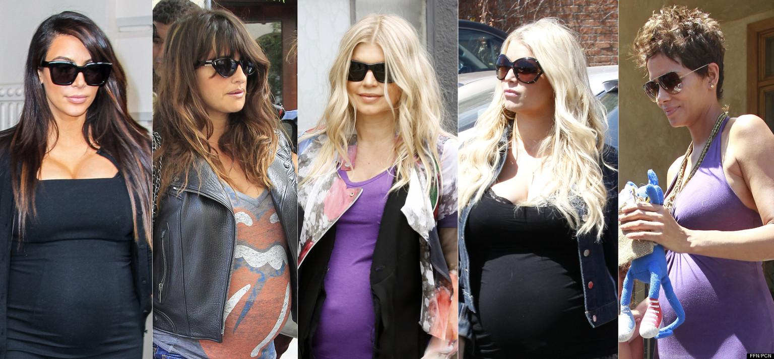 Celebrity Baby - Pregnancy - Beauty - pinterest.com