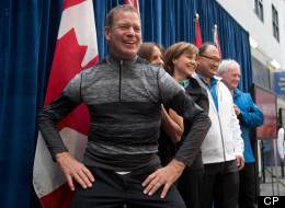 Chip Wilson Rips Reporter For Being On 'Jewish Standard Time'