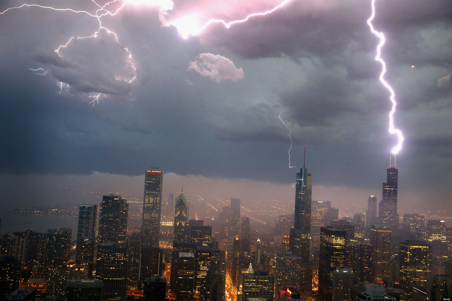 Chicago Thunderstorm