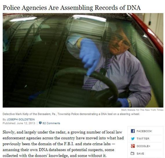 dna new york times