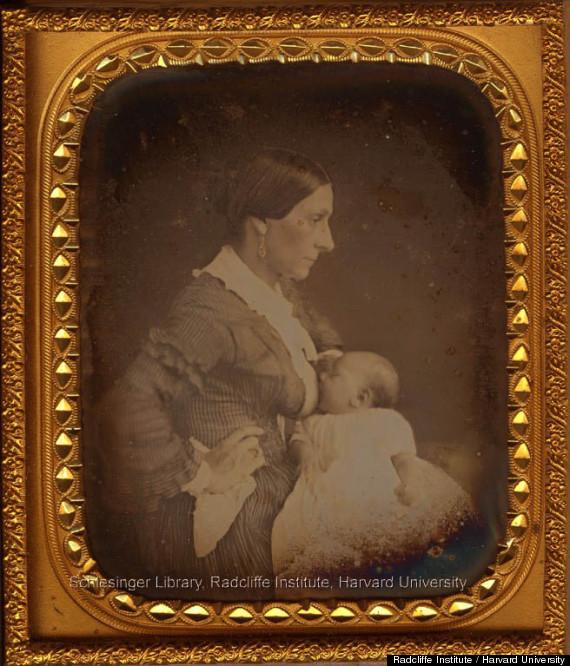 victorian breastfeeding photos