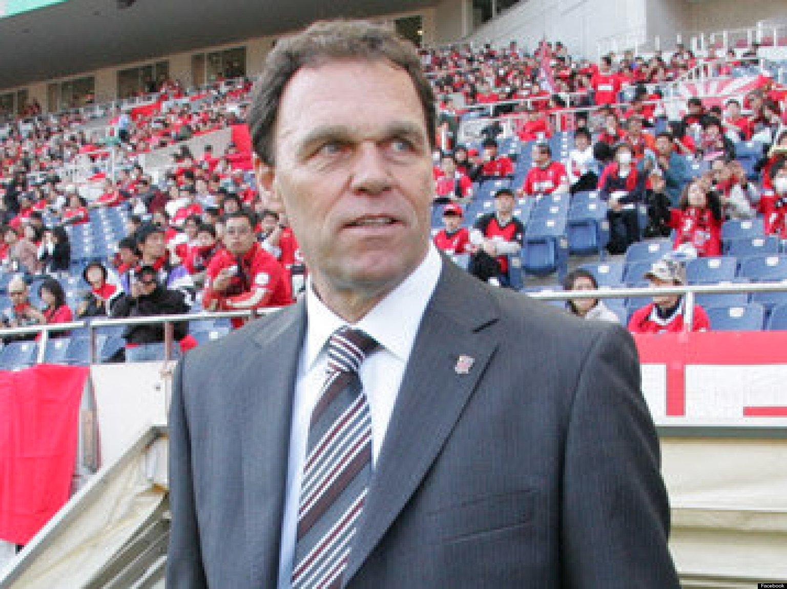 Holger Osieck, Socceroos Manager: 'Women Should Shut Up In ...