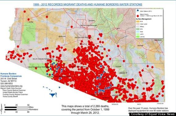 border security deaths