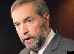 Tom Mulcair Rcmp Screening