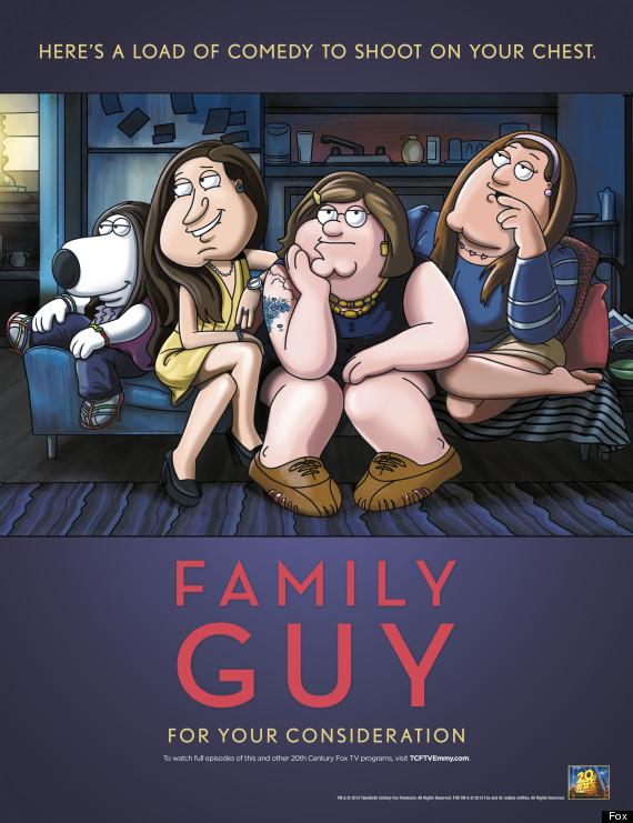girls family guy