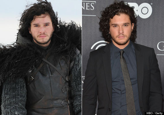 game of thrones stars in real life