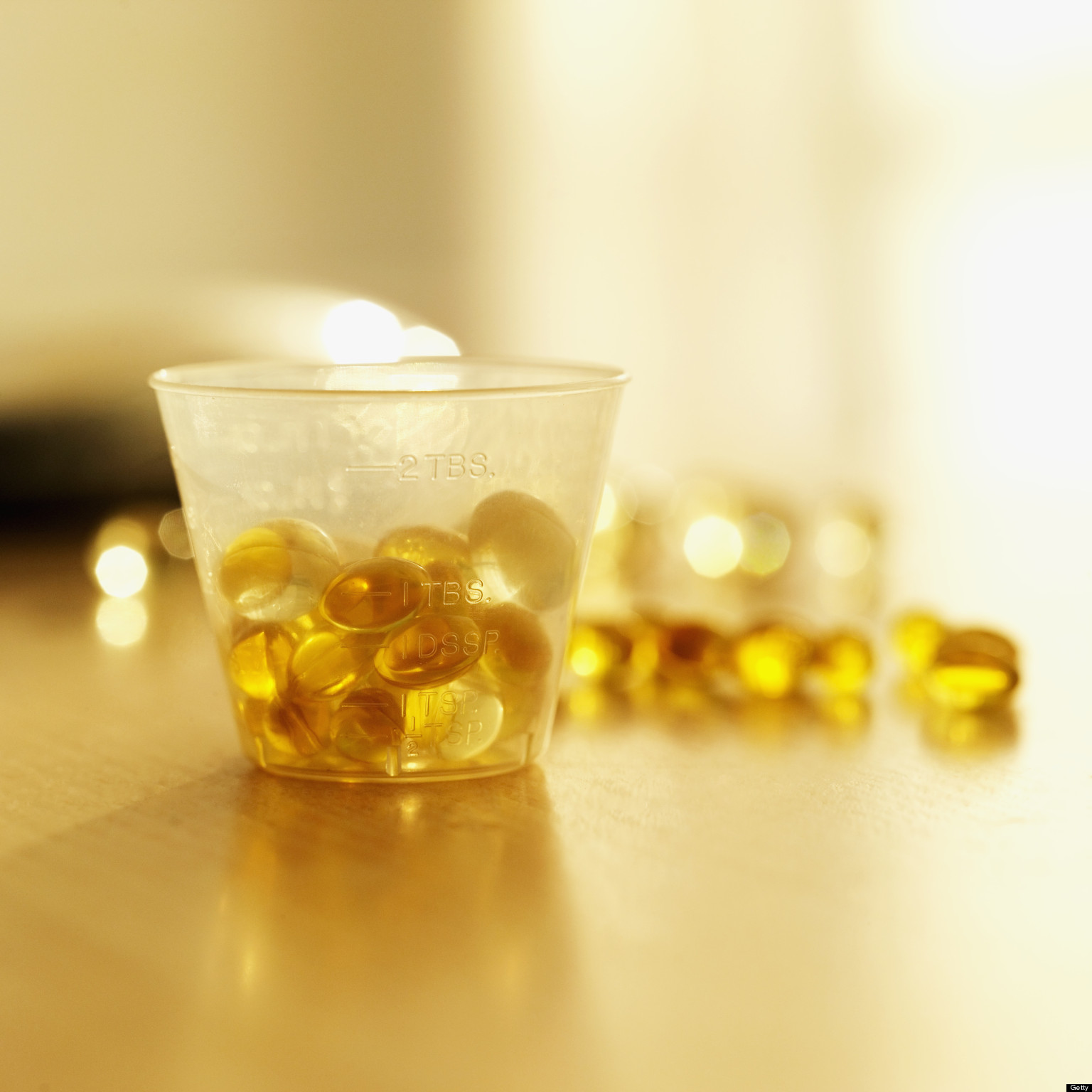 Fish oil could blunt effects of mental stress on heart for Fish oil on face