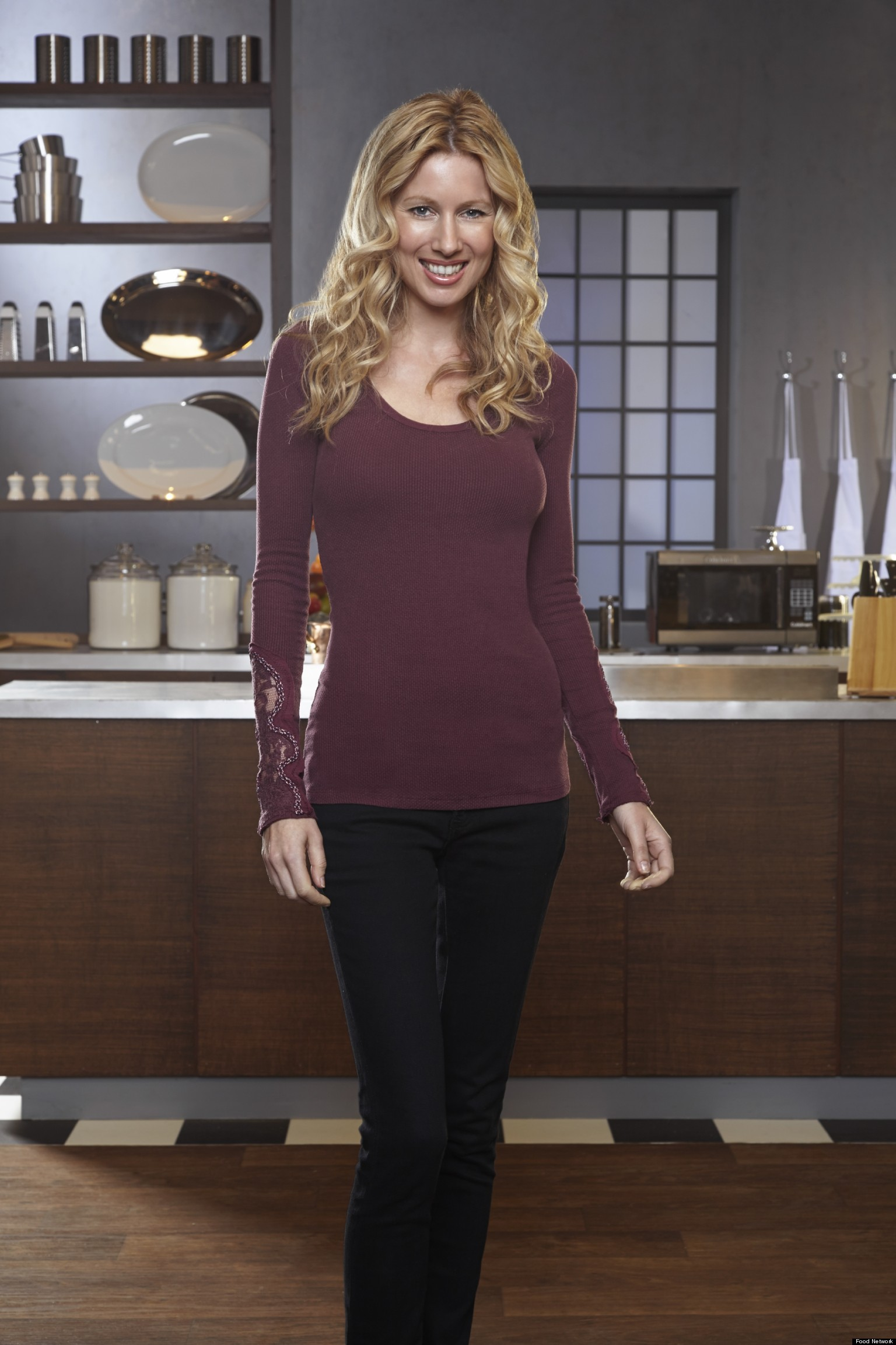 Food Network Star Danushka Lysek