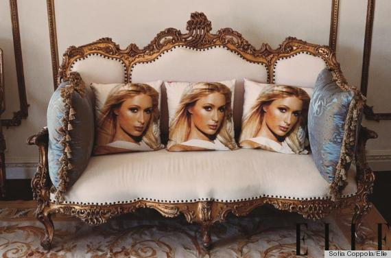 paris hilton home