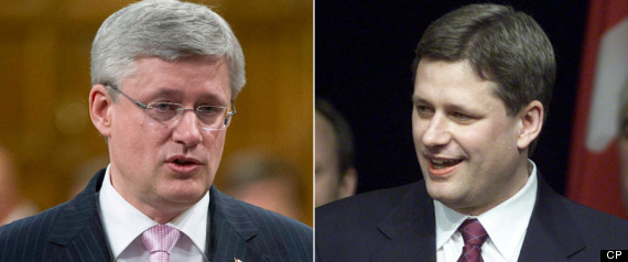 STEPHEN HARPER THEN NOW