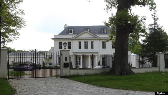 tulisa house