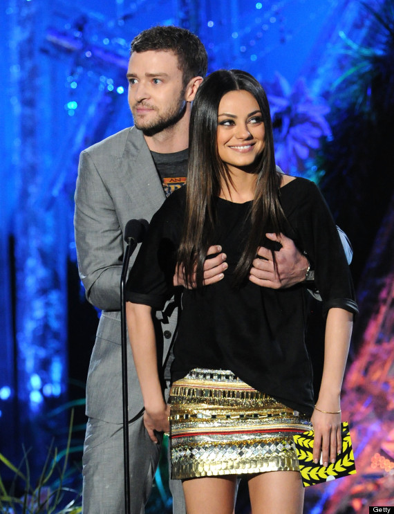 Friends With Benefits: Mila Kunis Fell Asleep During Her