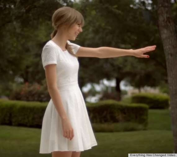 taylor swifts new video features her in a french