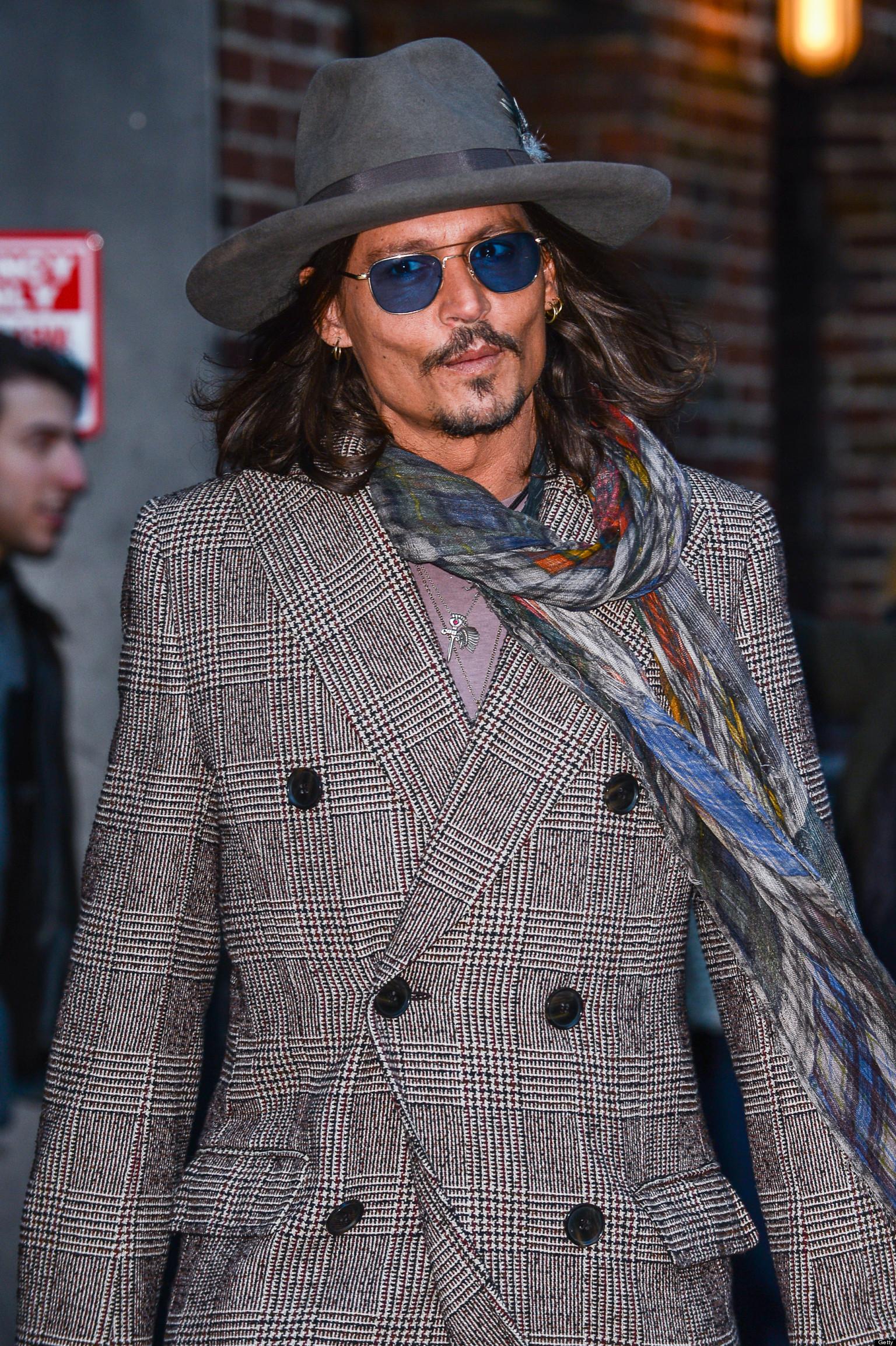 Is Johnny Depp Envious Of Robert Downey Jr.? (GIFS) | HuffPost Johnny Depp Iii