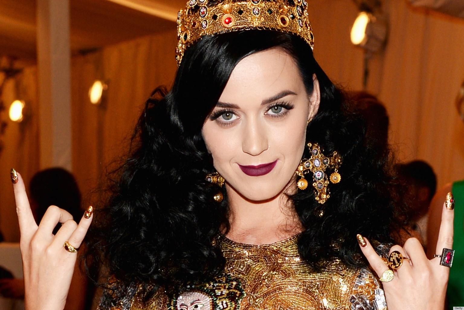 FINALLY: Katy Perry Covers American Vogue