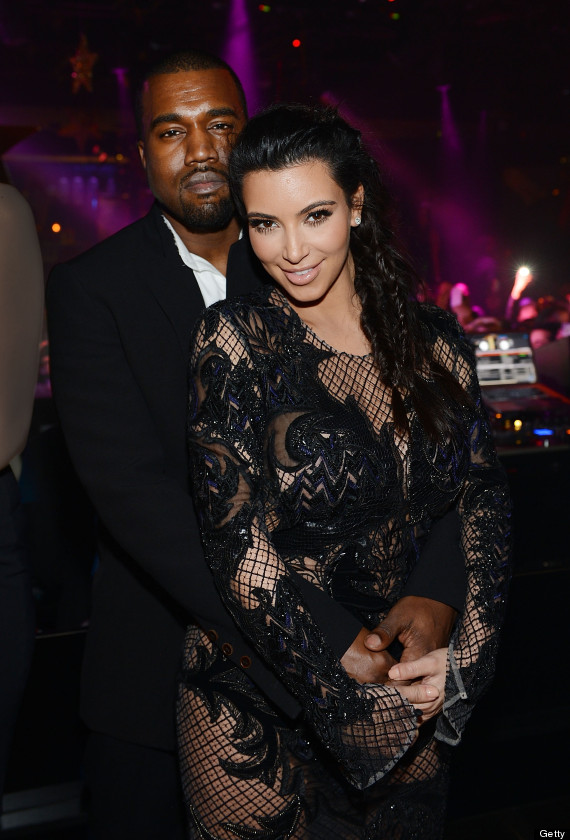 kim and kanye are perfect 1