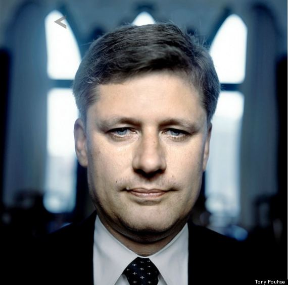official ottawa stephen harper