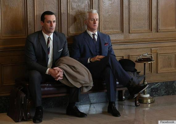 Shoes Like Suits And Mad Men