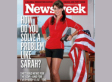 Sarah Palin: Newsweek Cover Showing My Legs